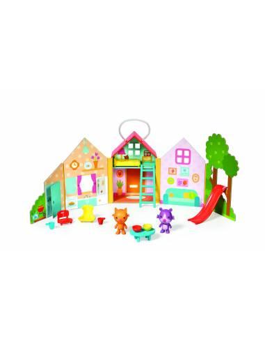 casa portatil juguete