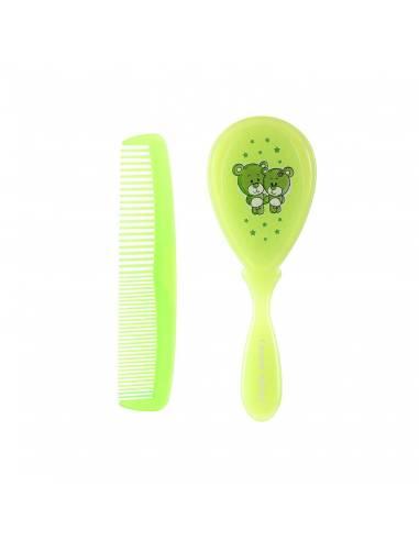 cepillo y peine bebé