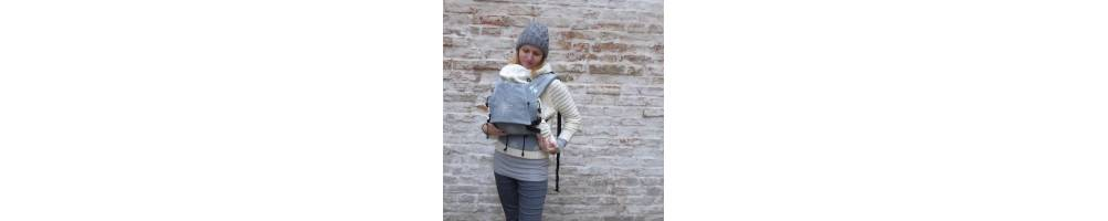 Compra mochilas portabebés ergonómicas. Tienda online Baby Tarta